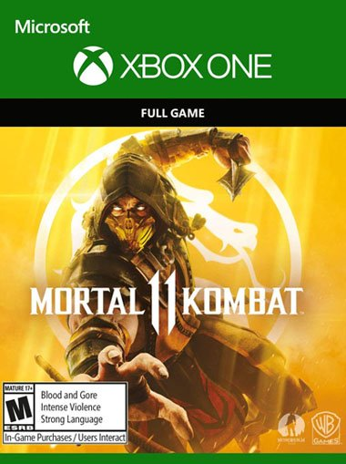 Mortal Kombat 11 - Xbox One (Digital Code) cd key