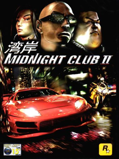 Midnight Club 2 cd key