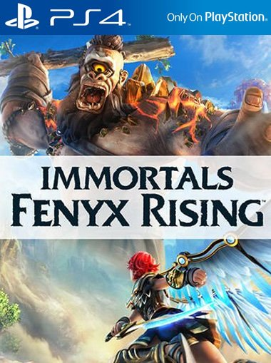 Immortals Fenyx Rising (Gods & Monsters) - PS4/PS5 (Digital Code) cd key