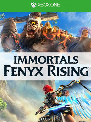Immortals Fenyx Rising (Gods & Monsters) - Xbox One/Series X|S (Digital Code) cd key