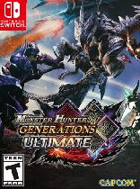 Buy Monster Hunter Generations Ultimate - Nintendo Switch Game Download