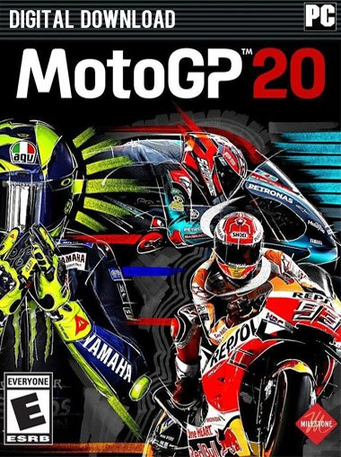 MotoGP 20 cd key