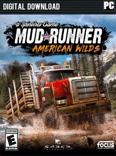 Spintires: MudRunner – American Wilds Edition cd key