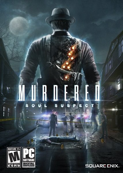 Murdered: Soul Suspect cd key