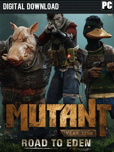 Mutant Year Zero: Road to Eden cd key