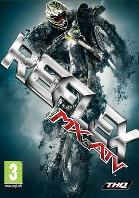 MX vs ATV Reflex cd key