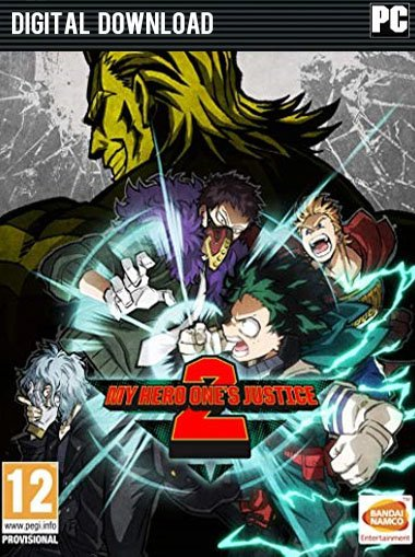 My Hero One's Justice 2 Deluxe Edition [EU] cd key