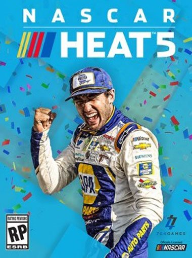 NASCAR Heat 5 cd key