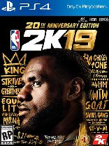Buy NBA 2K19 20th Anniversary Edition - PS4 (Digital Code) Game Download