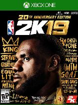 Buy NBA 2K19 20th Anniversary Edition - Xbox One (Digital Code) Game Download
