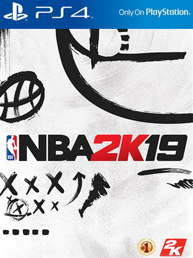 NBA 2K19 - PS4 (Digital Code) cd key