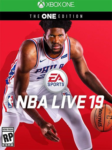 NBA Live 19 - Xbox One (Digital Code) cd key