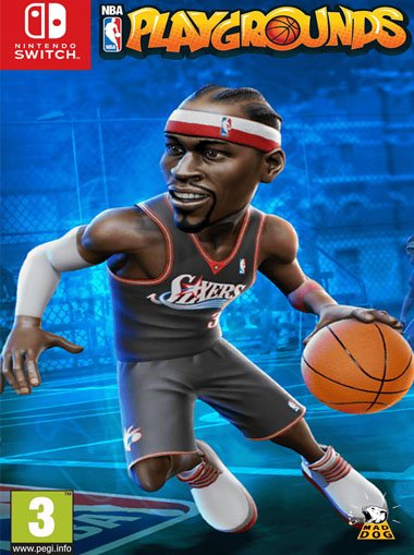 NBA PlaygroundNintendo Switch