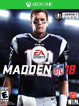Buy Madden NFL 18 - Xbox One (Digital Code) Game Download