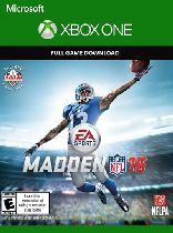 Buy Madden NFL 16 - Xbox One (Digital Code) [USA] Game Download