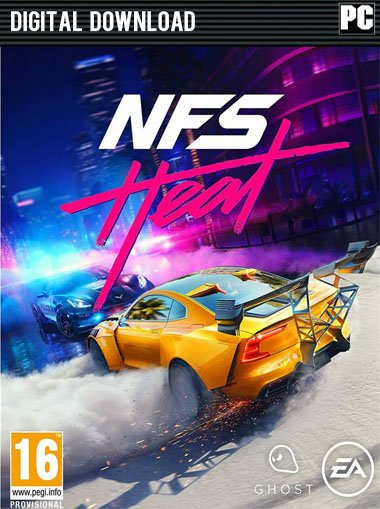 Need for Speed NFS 2019 Heat