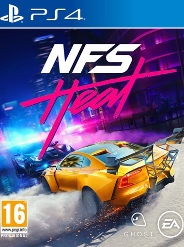 Need for Speed NFS 2019 Heat PS4