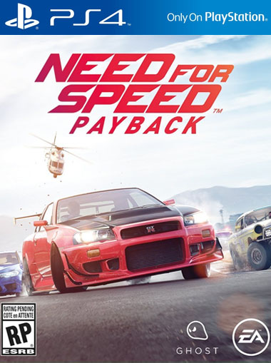 Need for Speed NFS Payback PS4