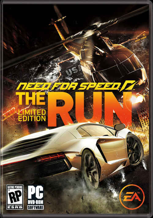 Need For Speed The Run Limited Edition cd key