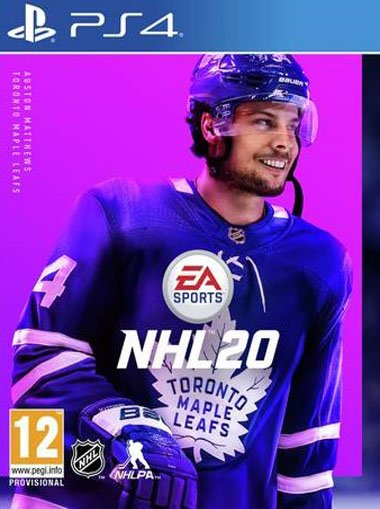 NHL 20 - PS4 (Digital Code)  cd key