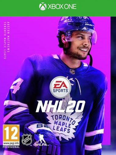 NHL 20 - Xbox One (Digital Code) cd key