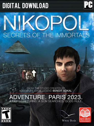 Nikopol: Secrets of the Immortals cd key