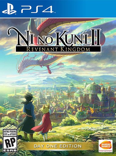 Ni No Kuni II: Revenant Kingdom - PS4 (Digital Code) cd key