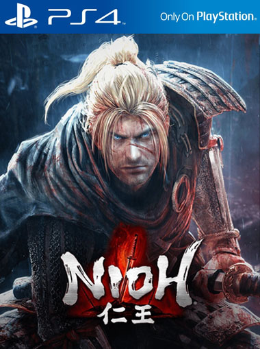 Nioh - PS4 (Digital Code) cd key