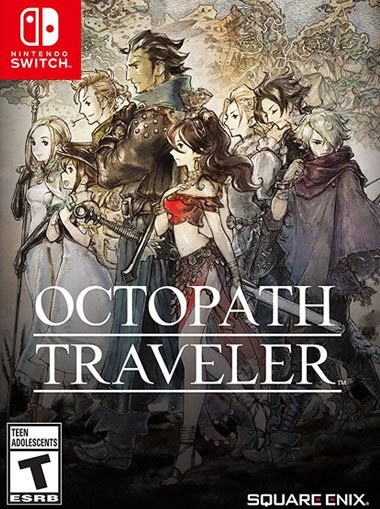 Octopath Traveler - Nintendo Switch cd key