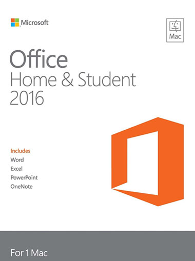 Microsoft Office 2016 Home and Business (Mac OSX) cd key
