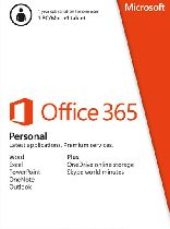 Buy Office 365 Personal 1 device 1 Year MS Products Game Download