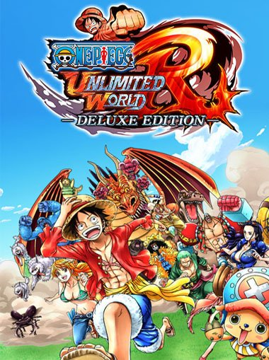One Piece: Unlimited World Red Deluxe Edition - Nintendo Switch cd key