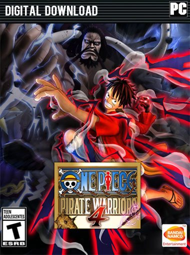One Piece Pirate Warriors 4 cd key