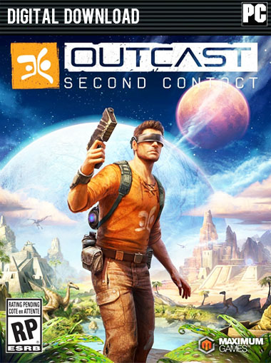 Outcast - Second Contact cd key