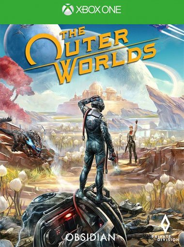 The Outer worlds - Xbox One (Digital Code) cd key