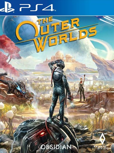 The Outer worlds - PS4 (Digital Code) cd key