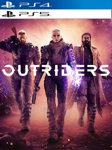 Outriders - PS4, PS5 (Digital Code) cd key