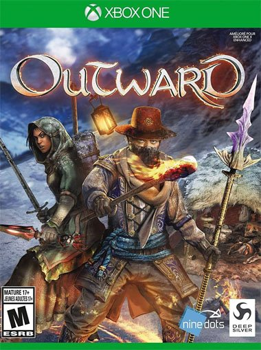Outward - Xbox One (Digital Code) cd key