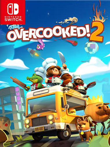 Overcooked! 2 - Nintendo Switch cd key