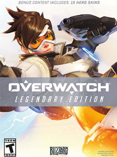 Overwatch Legendary Edition - Battle net