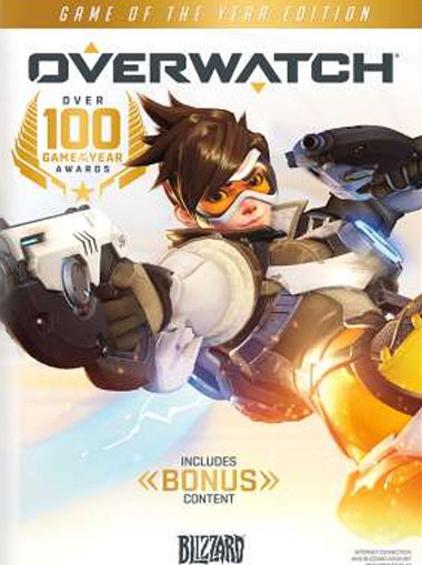 Overwatch Game Of The Year Edition cd key