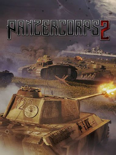 Panzer Corps 2 Field Marshal Edition cd key