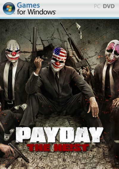 PAYDAY The Heist cd key