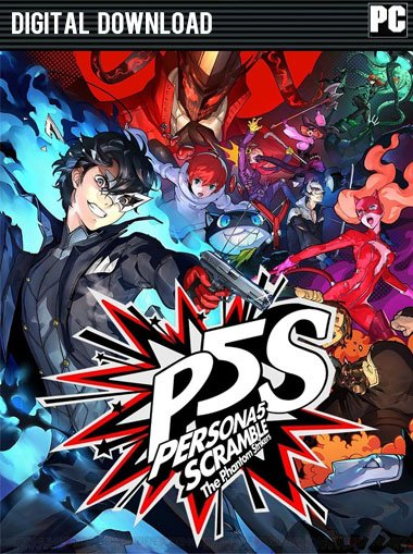 Persona 5 Strikers Deluxe Edition cd key