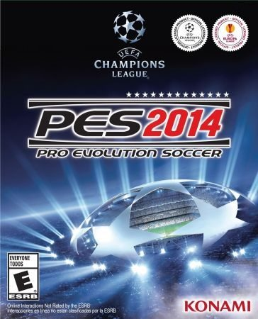Pro Evolution Soccer 2014 (PES 2014) cd key