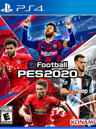 eFootball PES 2020 (Pro Evolution Soccer) - PS4 (Digital Code) cd key