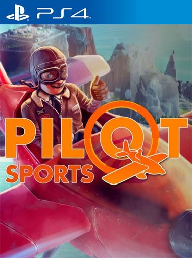 Pilot Sports - PS4 (Digital Code) cd key