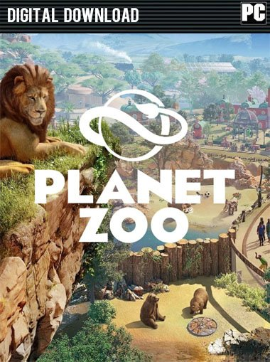 Planet Zoo [EU] cd key