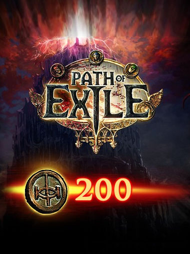 Path of Exile: 200 Points cd key