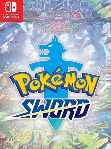 Pokemon Sword - Nintendo Switch cd key
